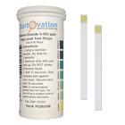 Chlorine Dioxide Single Factor Test Strips, 0-500 ppm [Vial of 50 Strips]