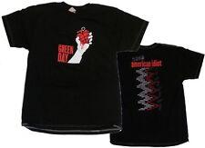 GREEN DAY T-shirt American Idiot 2005 Tour Tee Adult Mens Size MEDIUM Black New