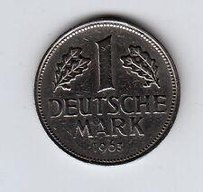Bundesrepublik Deutschland - 1963 - 1 DM  - J -