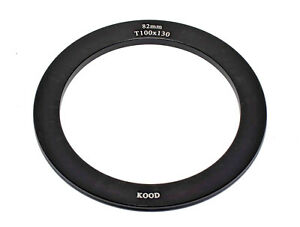 Kood Pro 82mm Adapter Ring for Cokin Compatible Z series filter Holders
