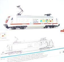 Marklin AC HO 1:87 German DB BR-128 12X UNICEF ELECTRIC LOCOMOTIVE NEW MIB RARE!