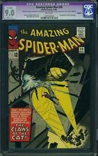 AMAZING SPIDER MAN #  30 US MARVEL 1965  Lee / Ditko  CGC 9.0  VFN-NM ct+r