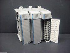 1769-IQ16 1769-1Q16 CompactLogix Allen Bradley Input Module Terminal MicroLogix