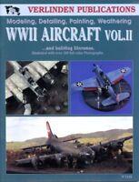 Verlinden Publications WWII Aircraft Dioramas Volume II #1446