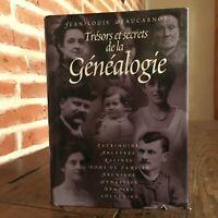 Jean-Louis Beaucarnot Tesoro E Segreti Della Genealogia Francia Loisirs 2000