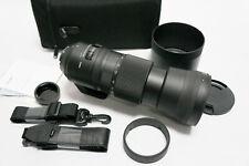 Sigma 150-600mm F/5,0-6,3 DG OS HSM Contemporary (95mm Filtergewinde) für Nikon