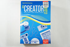 Roxio Creator 2012 Plus SEALED - Free 2-3 Day Shipping