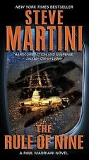 Paul Madriani Novels: The Rule of Nine 11 by Steve Martini (2011, Paperback)