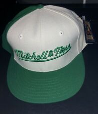 Dallas Cowboys Navy Blue White White Under NFL Mitchell /& Ness Fitted Hat Cap *