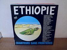 """LP 12"""" MAXI - ETHIOPIE - Chanteurs sans frontières - M/MINT - NEUF - Renaud....."""