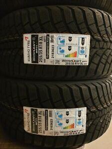 NEW KUMHO WP71 WINTER/SNOW/ICE CAR TYRES 255/35 R18 XL 94V 255 35 18 2553518