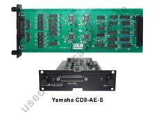 Yamaha CD8-AE-S- Option Card AES/EBU with Cable for O2R