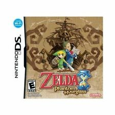 The Legend Of Zelda: Phantom Hourglass For Nintendo DS DSi 3DS 2DS 9E