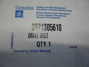 Genuine New Serpentine Belt Holden Isuzu 8971305610 K060802