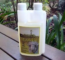 Woolskin Woolwash Australian Sheepskin Shampoo & Wool Wash Skin Lambswool Fleece