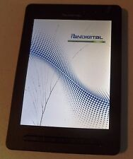 """Pandigital 7""""Edition Color e-Reader Tablet Android R70F453"""