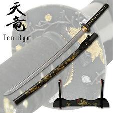 "Tenryu Hand Forged Samurai Sword 40.5"" Overall (TR-012)"