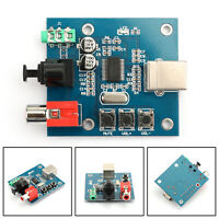 PCM2704 Audio DAC USB to S/PDIF Sound Card HIFI Decoder Board For Raspberry Pi