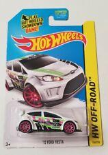 Hot Wheels Treasure Hunt '12 Ford Fiesta * 2014 * NIP 1:64 Scale