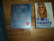 2 Beautiful Skin Books Not Just About The Wrinkles & Mind-Beauty Connection