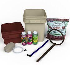 NEW! General Hydroponics Waterfarm Complete Hydroponic System Grow Kit | GH4120