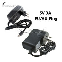 5V 3A EU/AU Plug Charger Converter Adapter Micro USB Power Supply DC 15W 3000mA