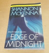Edge of Midnight (The McCloud Brothers, Book 4) Proof Copy Mckenna, Shannon