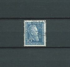 GERMANY - 1951 YT 33 / MI Nr 147 - TIMBRE OBL. / USED - COTE 27,50 €