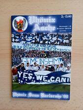 Phönix aus der Asche Nr. 19 Ultras Fanzine