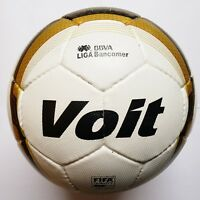 Voit Lummo Liga Bancomer MX Apertura 18 Official Soccer Final Gold Ball Size 5
