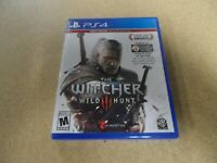 The Witcher III: Wild Hunt PS4 PlayStation 4
