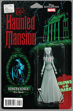 Haunted Mansion #1 Marvel Comics Disney Action Figure Variant Cover 1st Print