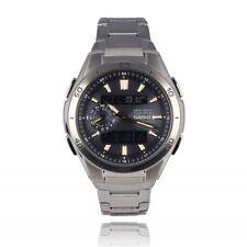 Casio wva-m650d-1a2er Wave Ceptor de radio solar reloj hombre nuevo y original
