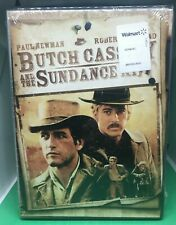 Butch Cassidy and the Sundance Kid (2000) New Sealed Dvd-1969 Newman & Redford!