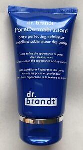 Dr.Brandt Pore Dermabrasion Perfecting Exfoliator Microdermabrasion Scrub SEALED