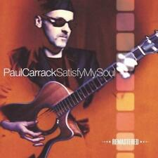 Paul Carrack - Satisfy My Soul (Remastered Edition) (NEW CD)
