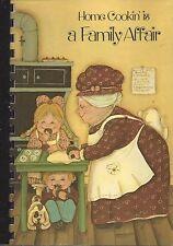 *BRADENTON FL 1991 FIRST CHURCH OF GOD COOK BOOK *HOME COOKIN IS A FAMILY AFFAIR