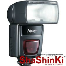 Brand New Nissin Di622 Mark II Digital Flash for Sony A-TTL DSLR - Free Shipping
