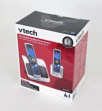 Vtech Two Handset Cordless Phone System Model:6041 - DECT 6.0 Digital