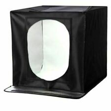 "StudioPro Studio All-In-One Led Product Photography Light Box Tent Kit 24"" Cube"