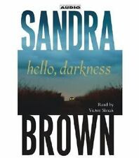 Hello, Darkness by Sandra Brown (2003, CD, )  LIKE NEW