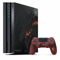 Sony PlayStation 4 Pro MONSTER HUNTER: WORLD LIOLAEUS EDITION CUHJ-10020