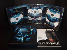 The Dark Knight Trilogy (2012 Blu-ray 5 Disc Limited Edition Set) Christian Bale
