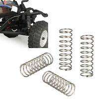 4Pcs Metall Shock Absorber Spring Set für Axial SCX24 1/24 RC Car Auto Upgrade