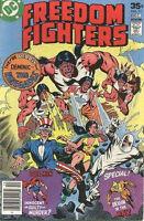 Freedom Fighters 11 VF/NM (1976) Dc Comics  CBX33