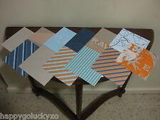 "NEW STAMPIN' UP! 'Travel Journal' 6"" X 6"" Designer Series Paper Item no: 117156!"