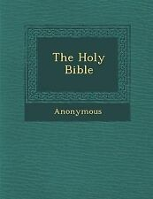 History Paperback Non-Fiction Books Holy Bible