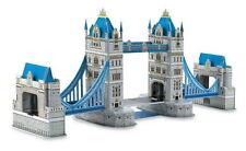 3D Puzzle Tower Bridge London England *NEU* 41 Teile