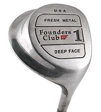 Founders Club Fresh Metal Driver Golf Club