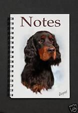 Gordon Setter Notebook / Notepad By Starprint